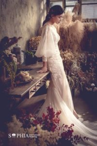 板橋蘇菲雅 婚紗照