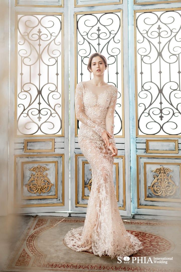 板橋蘇菲雅婚紗 婚紗禮服