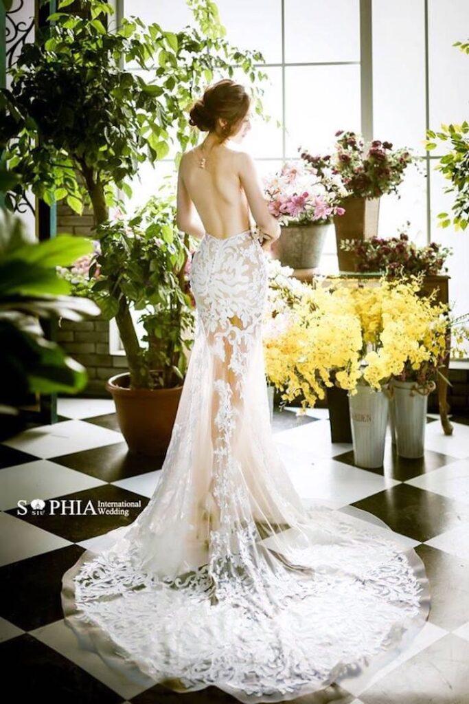 板橋蘇菲雅-婚紗禮服